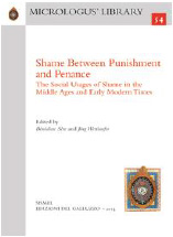 Shame between punishment and penance